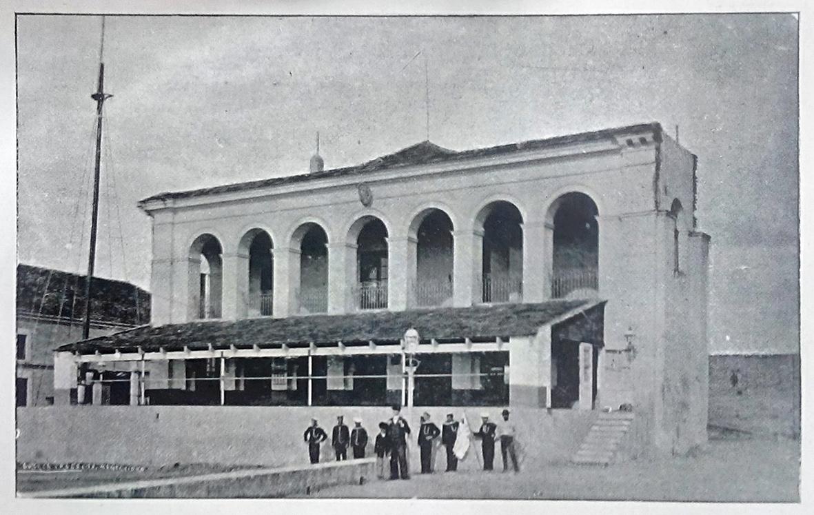 Edificio de la Aduana de Paysandú