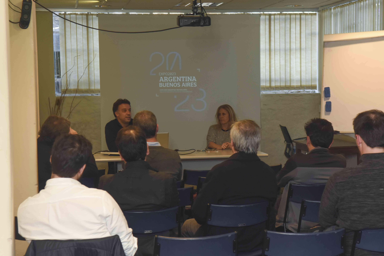 Lanzamiento del concurso Expo 2023