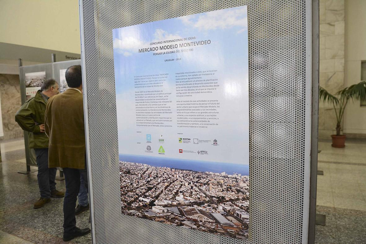 Exposición trabajos Mercado Modelo