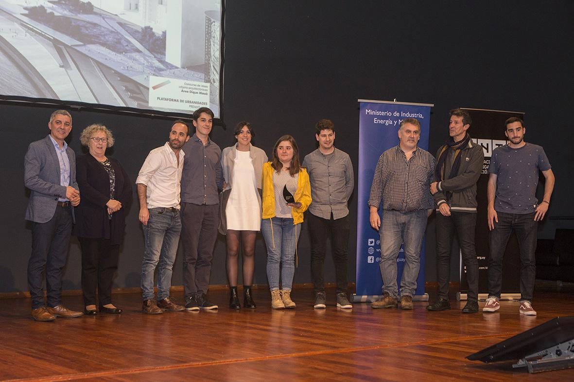 Premiación del Concurso de Ideas para el Dique Mauá