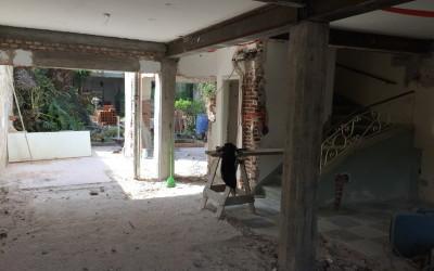 Arquitectura+Estructura: Intervención sobre Construcciones Existentes | Rivera