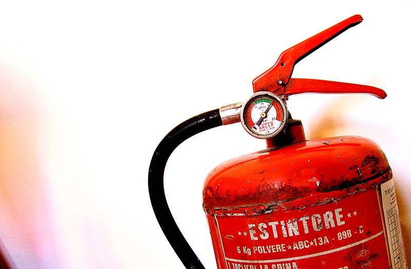 Protección contra Incendios en Edificios | Curso SAU