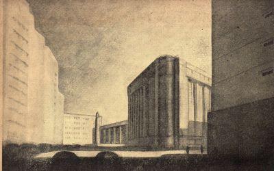 Arquitectura 205 | 1942