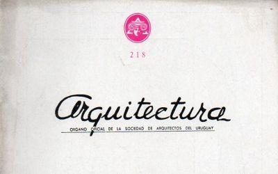 Arquitectura 218 – 1948