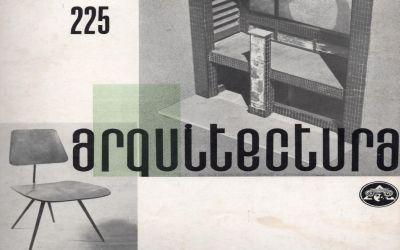 Arquitectura 225 | 1952