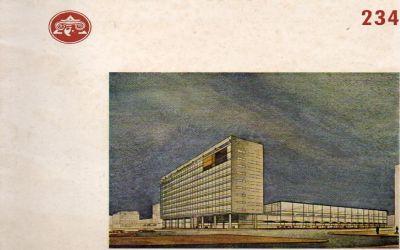 Arquitectura 234 | 1957