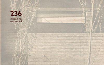 Arquitectura 236 | 1959