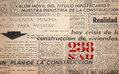Arquitectura 238 | 1964