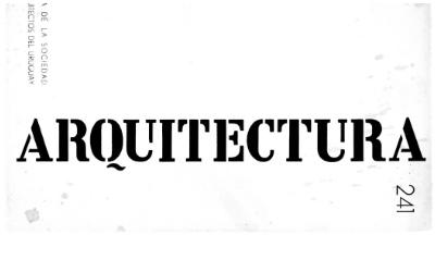Arquitectura 241 | 1966