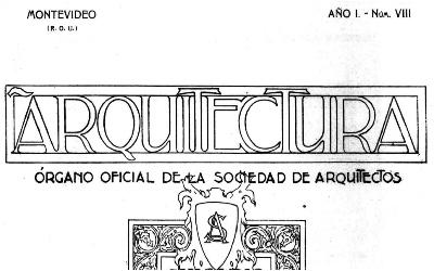 Arquitectura 8 | 1915