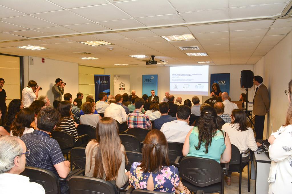 Concurso utec rivera entrega de premios sociedad de - Sociedad de arquitectos ...