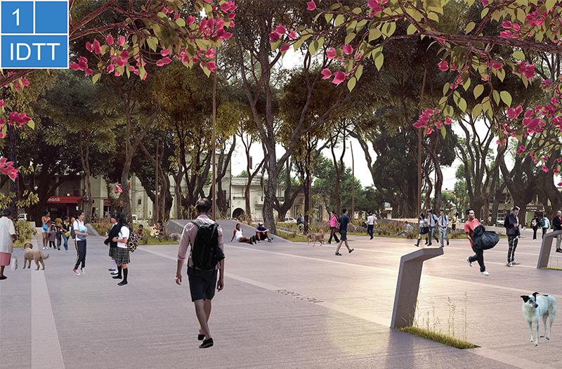 Concurso Público de Anteproyectos Urbano-Paisajísticos | Plaza 19 de Abril y Microcentro de la Ciudad de Treinta y Tres