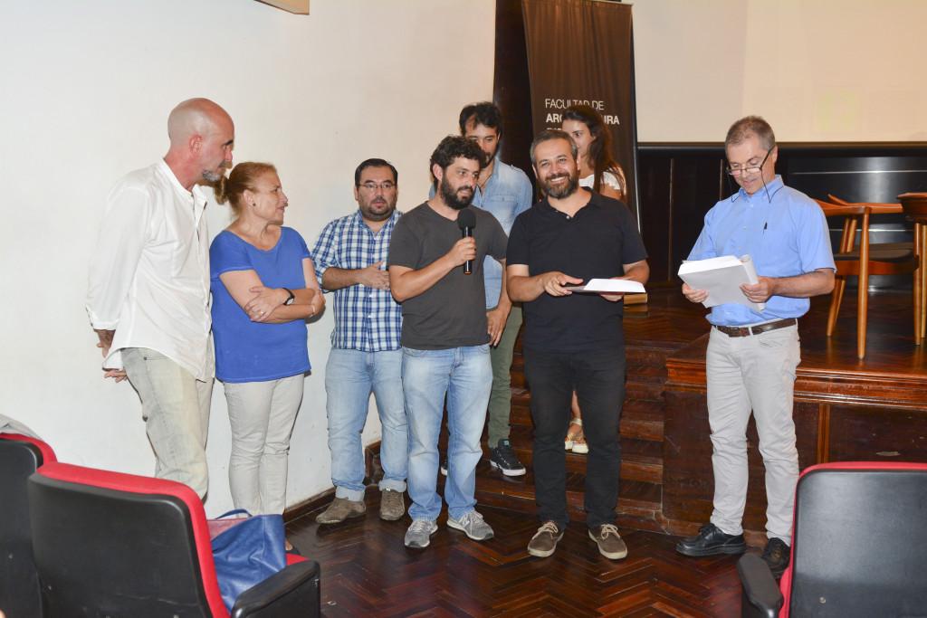 Concurso de proyectos entrega de premios sociedad de - Sociedad de arquitectos ...