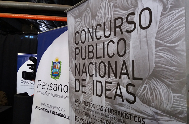 Concurso de Ideas Paysandú | Lanzamiento