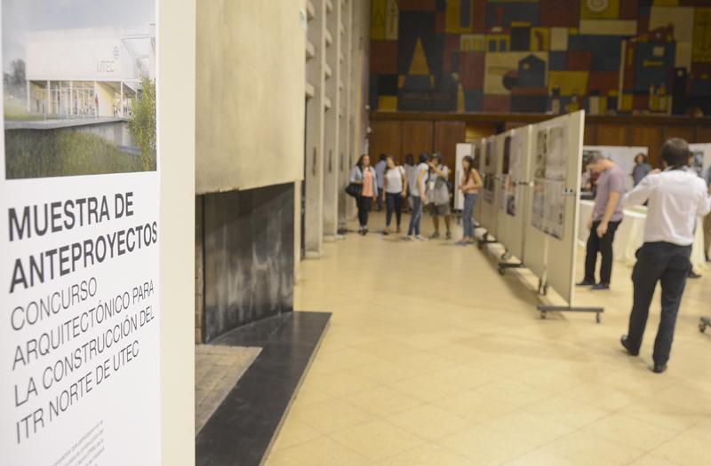 Concurso UTEC | Exposición de Trabajos