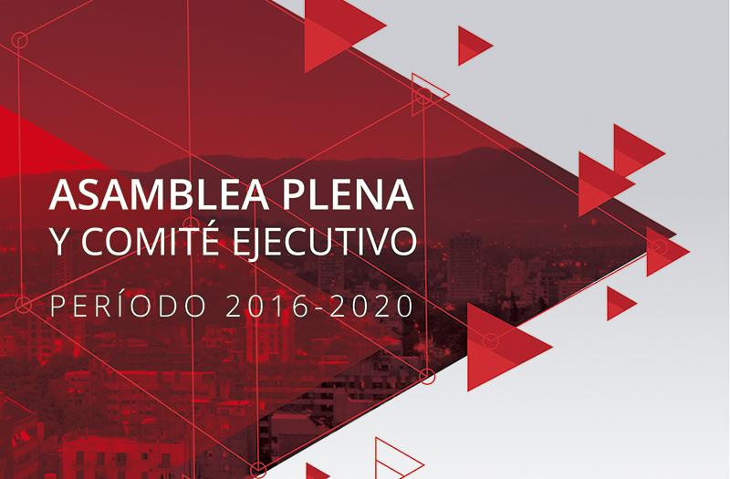 Comité Ejecutivo y Asamblea | FPAA