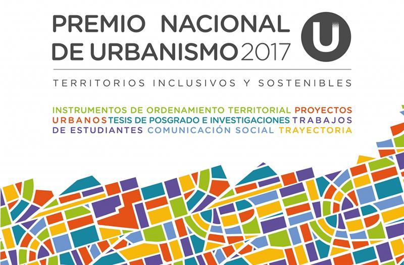 Premio Nacional de Urbanismo | Recordatorio