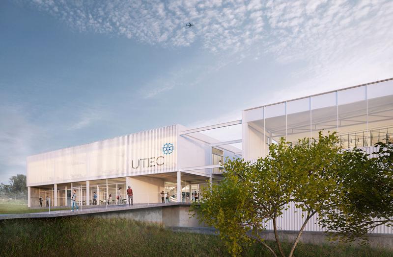 Concurso Público de Anteproyectos Arquitectónicos para la construcción del Instituto Tecnológico Regional Norte (Sede en Rivera)