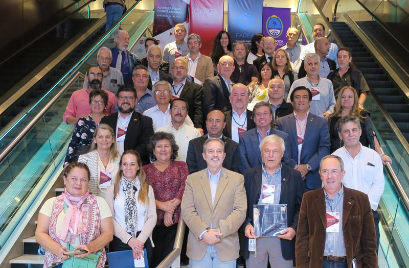 Asamblea Plena y Comité Ejecutivo | FPAA 2016-2020