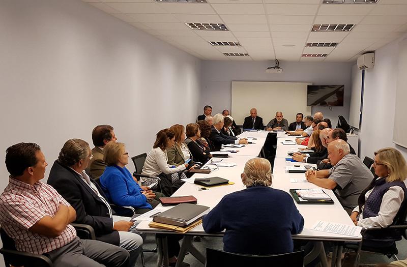 CJPPU y AUDU   Reunión con el Directorio