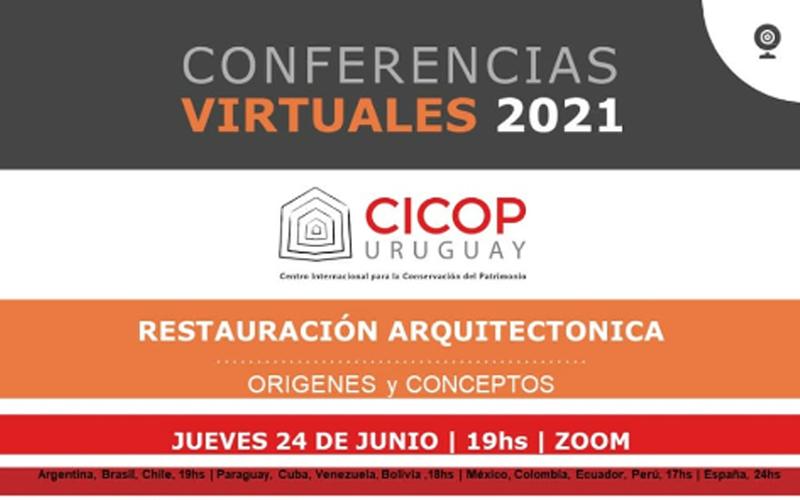 Conferencias virtuales CICOP 2021