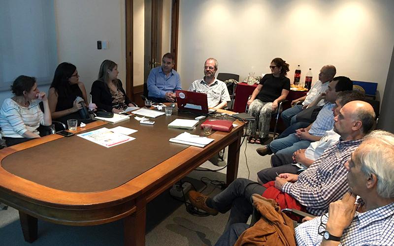 CJPPU | Reunión en SAU
