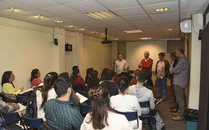 Curso de Introducción al Ejercicio Profesional | Inicio