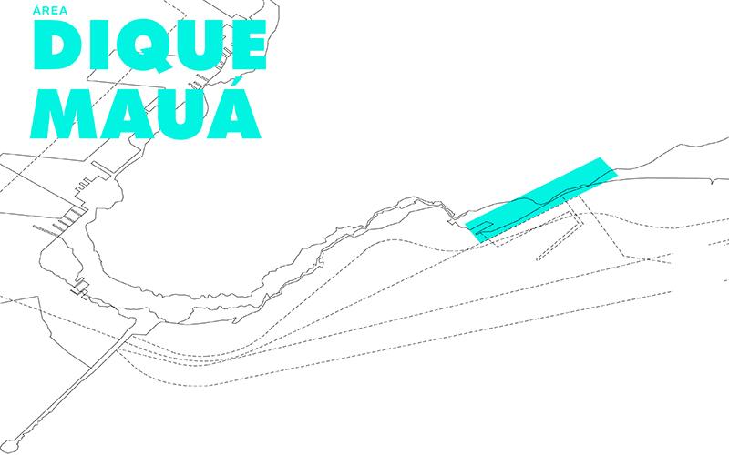 Concurso de ideas para el área Dique Mauá | Convocatoria