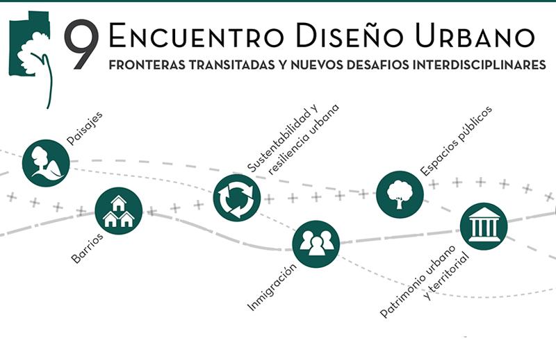 Encuentro de Diseño Urbano   Llamado a envío de resúmenes