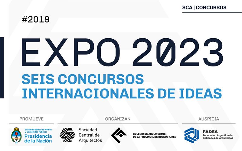 Expo 2023 | Concurso de ideas