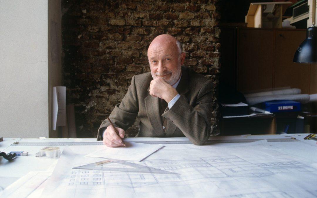 Fallece el arquitecto Vittorio Gregotti