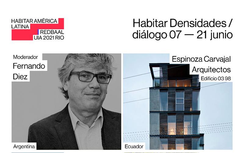 Habitar América Latina REDBAAL UIA 2021 RIO