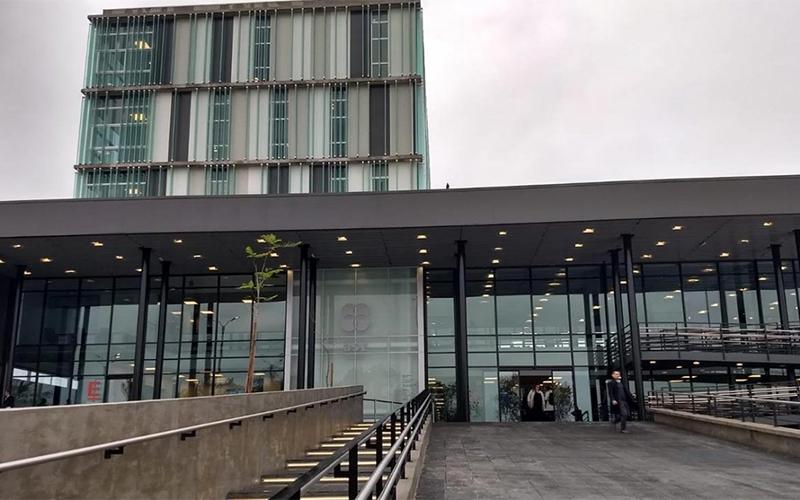 Hospital del BSE | Otra obra inaugurada fruto de un Concurso SAU