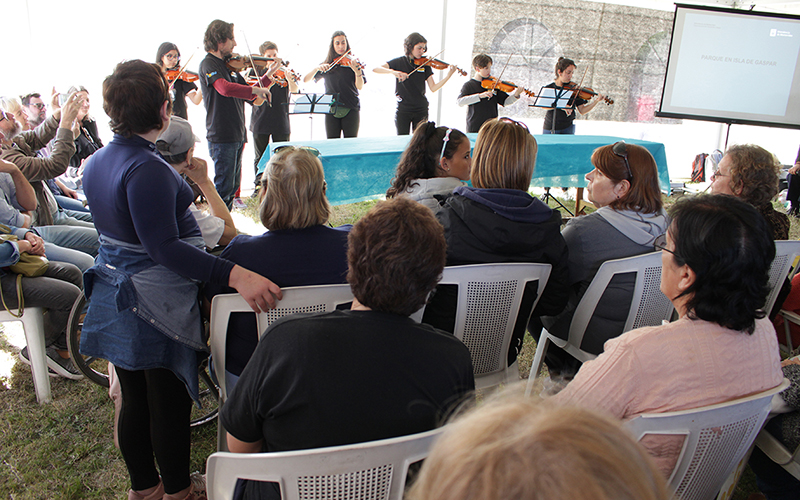 Proyecto Isla de Gaspar | Inclusión e Integración
