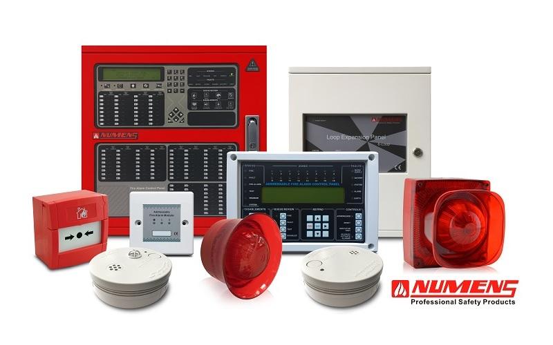 Primer sistema de detección de incendio inalámbrico analógico, homologado por la DNB