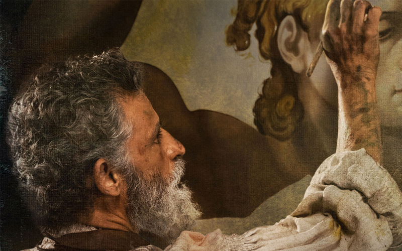 Michelangelo Infinito | Película