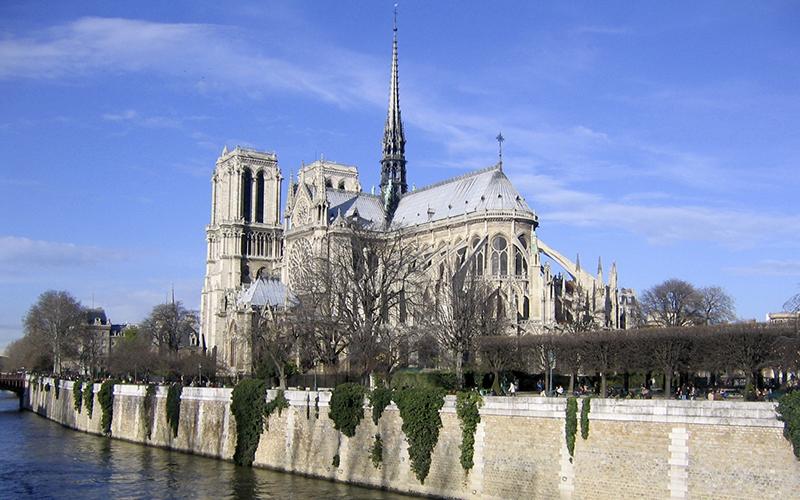 Notre Dame | A 10 días del incendio
