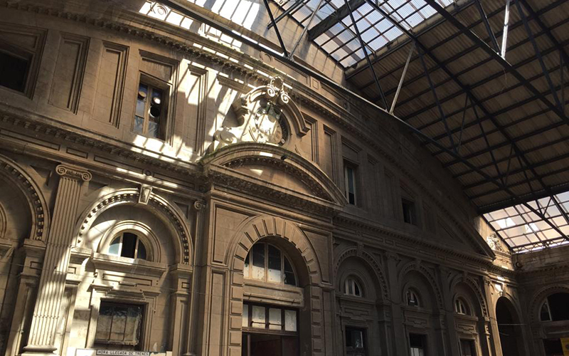 Estación Central General Artigas | Día del Patrimonio