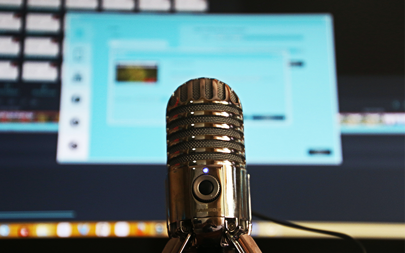 Podcast Estación Ciudad: invitación a participar