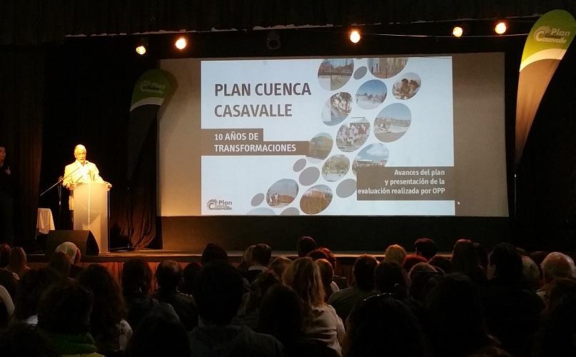 Plan Cuenca Casavalle | Aniversario