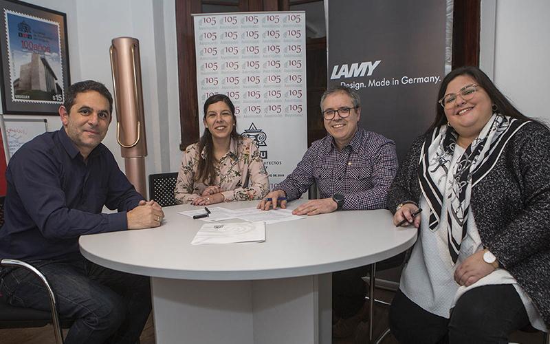 Convenio con LAMY | Artículos de escritura de diseño alemán