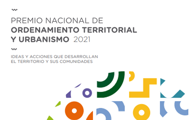 Convocatoria categoría Comunicación Social del Premio Nacional de Ordenamiento Territorial y Urbanismo 2021