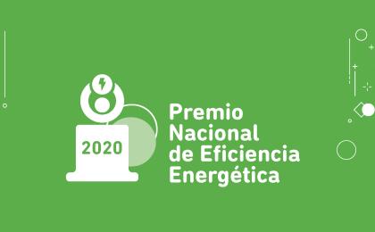 Nueva convocatoria al Premio Nacional de Eficiencia Energética
