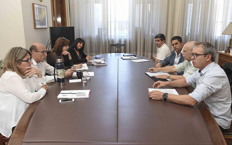 Reunión con Autoridades de IMM | Recepción de Propuestas de SAU