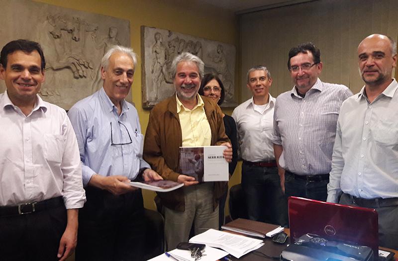La Parábola de Serralta | Jorge Patrone en SAU