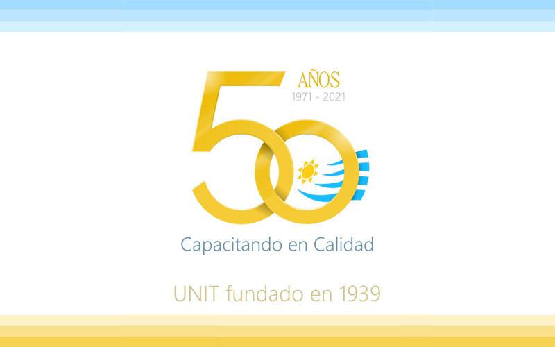 UNIT: 50 AÑOS CAPACITANDO EN CALIDAD