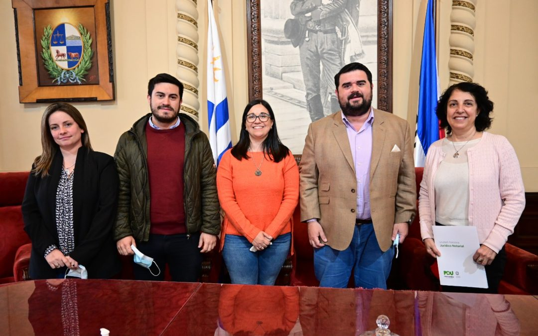 SAU firmó acuerdo con la Intendencia de Paysandú, con vistas a la remodelación del Estadio 8 de junio