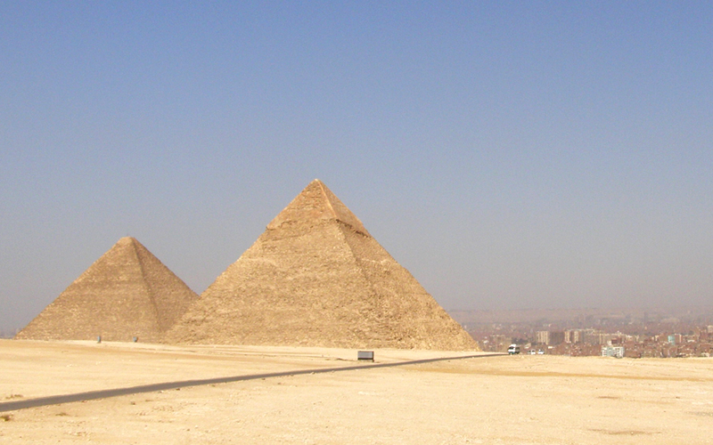 Arquitectura Egipcia | Curso
