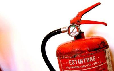 Protección contra Incendios en Edificios
