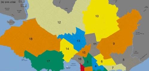 Estado de situación de centros comunales zonales
